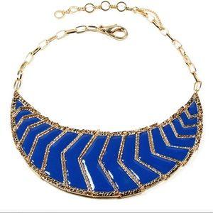 💙💙💙 Lapis Blue Bib Necklace 💙💙💙